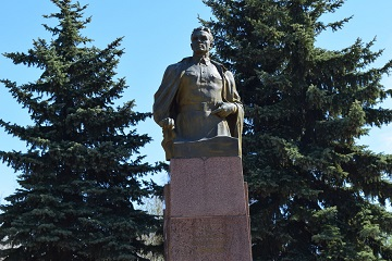 музей разведчика  Н.И. Кузнецова в городе Талица