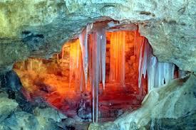 Туры в Кунгурскую ледяную пещеру