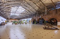 музейный комплекс Северская домна