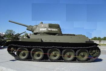 Музей военной техники (музейный комплекс УГМК, Верхняя Пышма)